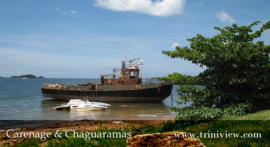 Carenage and Chaguaramas