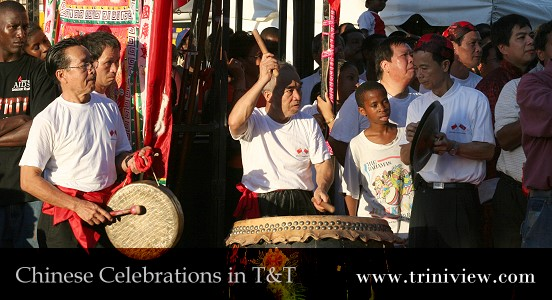 Chinese Bicentennial Celebrations in T and T