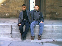 Adil and Celal