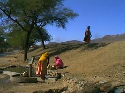 Haldigati women