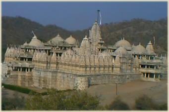 Disused Temple at Nagda