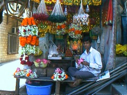 Puja Stall