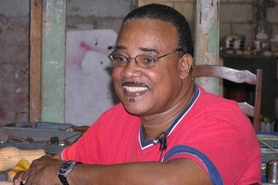 Glendon Morris: I love Carnival, It's My Passion
