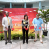 Launch of Chinese Photographic Exhibition at Piarco International Airport