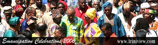 Emancipation Celebrations 2006