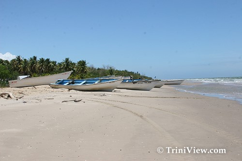 Beach in Icacos