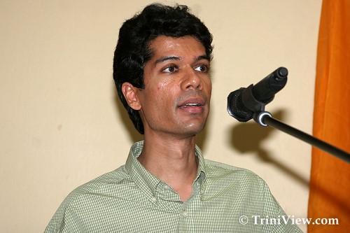 UWI History Lecturer Jerome Teelucksingh