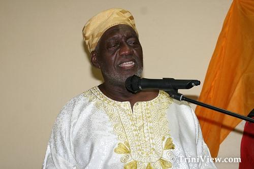 Makandal Daaga, Chief Servant of NJAC
