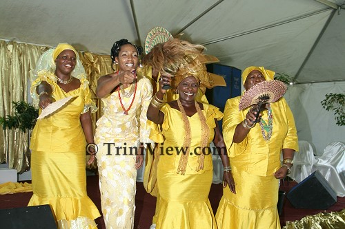 Four Queens of Osun