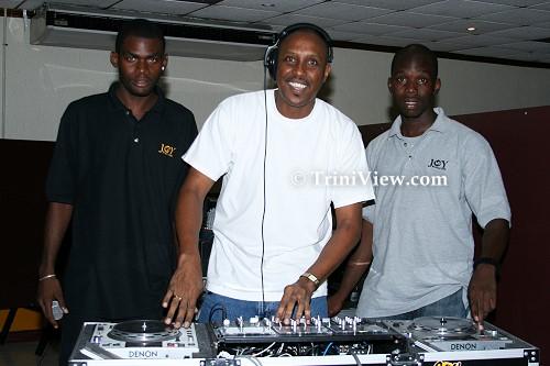 DJs of Joy Production Sound