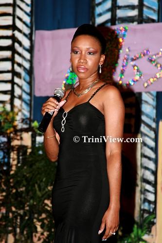 Contestant Jamilla Alleyne