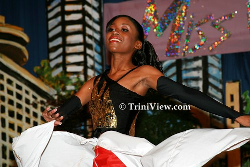 Contestant Shenesse Richardson