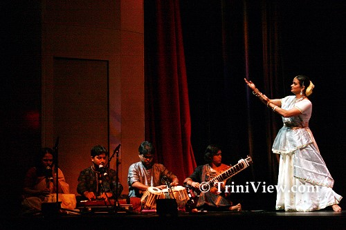 The Sounds of Creation choreographed by Sat Balkaransingh and Nancy Herrera