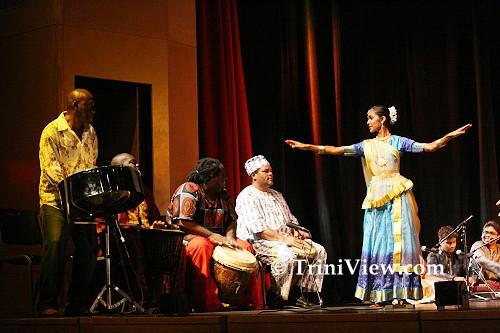 'Tarana with Visitations of Tap'