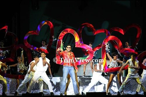 Abhishek Bachchan centre stage