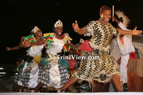 The National Dance Theatre of Uganda