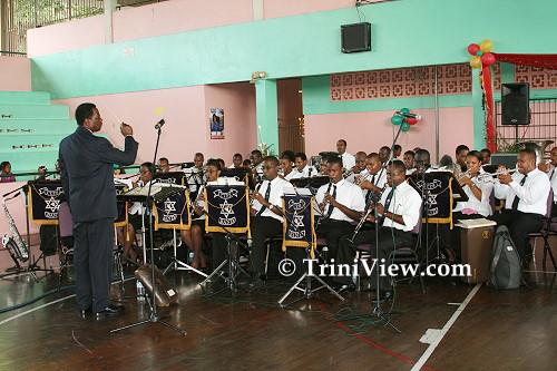 Trinidad and Tobago Police Band