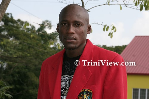 Trinidad and Tobago Super Midweight Boxing Champion and former WBA Caribbean Champion Kirt Sinnette