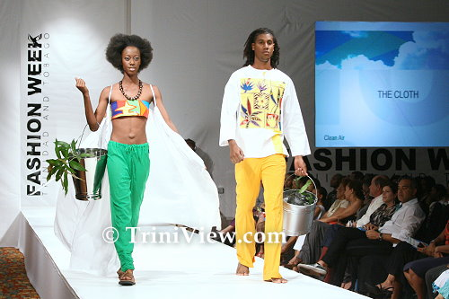 Designs by Robert Young - 'The Cloth'