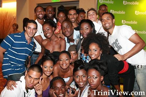Fashion Week Trinidad and Tobago 2009 Models