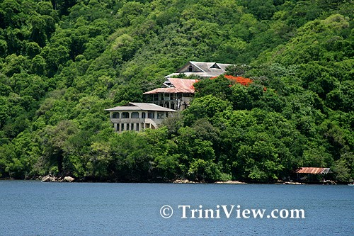 Abandoned Nuns' Quarters on Chacachacare Island