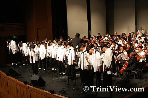 TTYP Advanced Orchestra featuring the Euangelion Singers