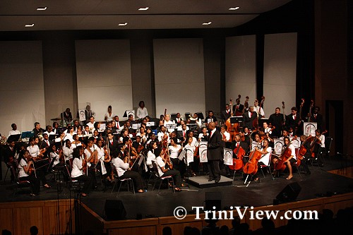 The St. Augustine Chamber Orchestra (S.A.C.O.)