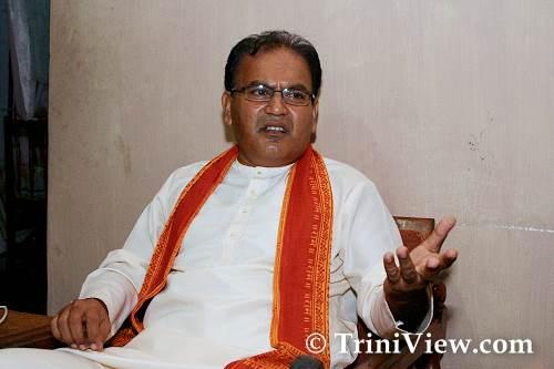 Pundit Ravi Maraj