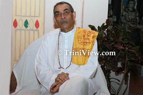 Pundit Dr. Parasram Maharaj