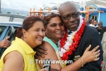Welcome and Puja for Jack Warner