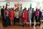 Swearing-In of PoS Councillors and Appointment of Aldermen