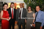 Chinese Ambassador to Trinidad and Tobago Hosts 2011 Spring Festival Reception