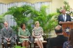 Royal visit to Trinidad and Tobago of Prince Edward and Princess Sophie