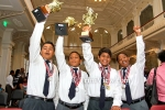 First Citizens National Secondary Schools Water Polo League Prize-Giving