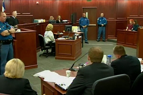 Court Proceedings in the Arapahoe County District Court