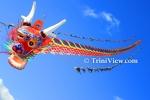 Chinese Kite Delegation Demonstration