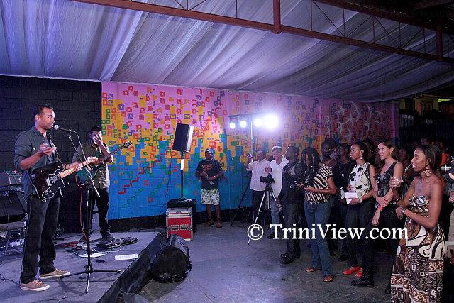 West Indian Rhythm Konnection (W.I.R.K.) at 'Uprising'