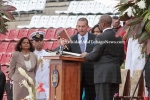 President Anthony Carmona's Official Swearing-in