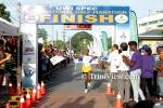 UWI SPEC International Half-Marathon 2013