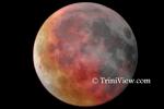 Total Lunar Eclipse - 'Blood Moon'