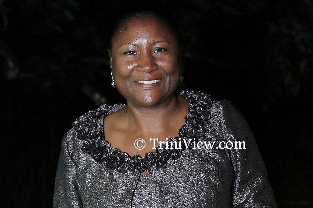 Ms. Yolande La Pierre, Principal of North Gate College