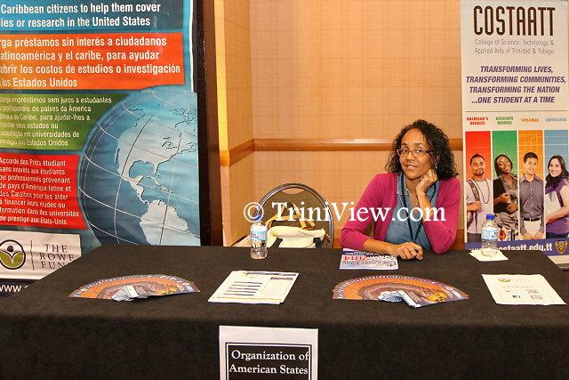 Marina Piper, representative for the OAS