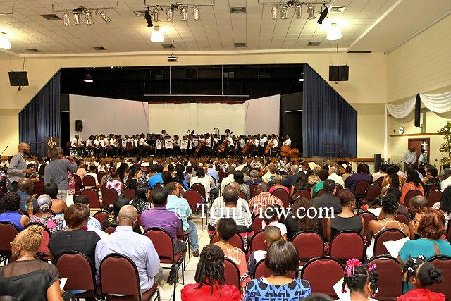 SACO Christmas concert, 'Tidings of Comfort and Joy'