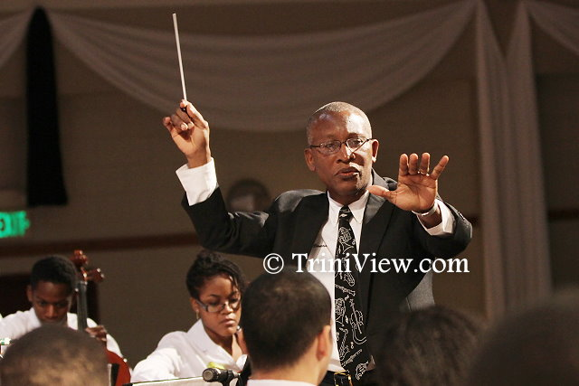 Mr. Kenneth Listhrop, Musical Director of SACO