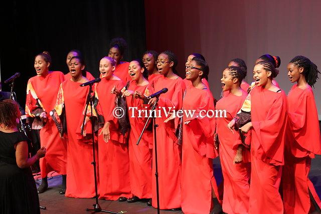 The Bishops Anstey High School Choir