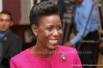 Swearing-In of Justice Minister Chrislyn Moore
