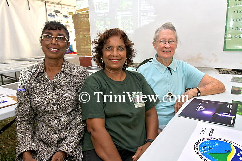 Members of Friends of Botanic Gardens, Trinidad and Tobago