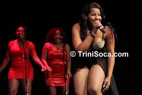 Calika Grayson performs 'Gyal Party'