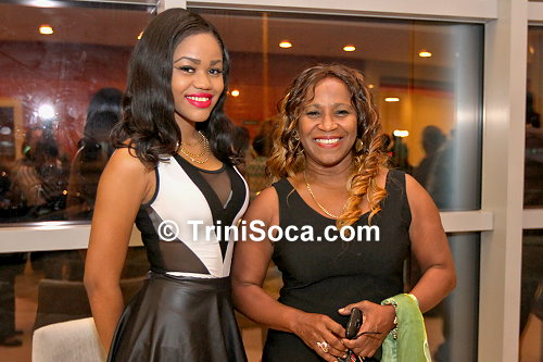 Ms. Noeline Brown and her daughter, Ms. Sascha Ann Moses