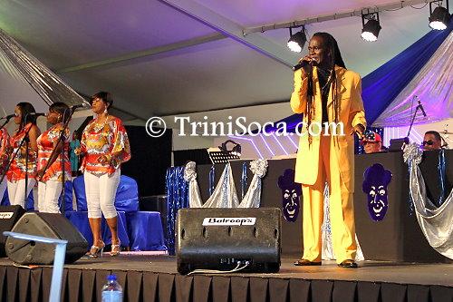 Gene Toney performs 'My Name is Calypso'